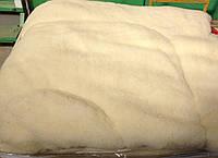 Одеяло шерстяное открытое эвро размера