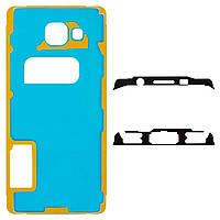 Стікер для тачскріна та задньої панелі корпусу (двосторонній скотч) для Samsung A510 Galaxy A5 (2016)