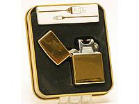 PZ15-4839 Подарочная USB зажигалка (дуга)