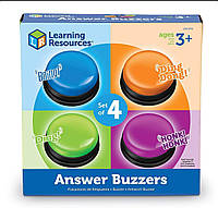 """Гигантские кнопки """"Свет и звук"""" от Learning Resources"""