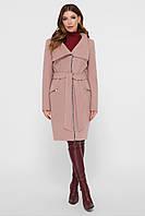 Демисезонное пальто на молнии  рр 44-52