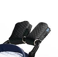 Муфта на коляску Merrygoround Black черный - 236934