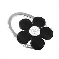 Вешалка для сумки Цветик Черный