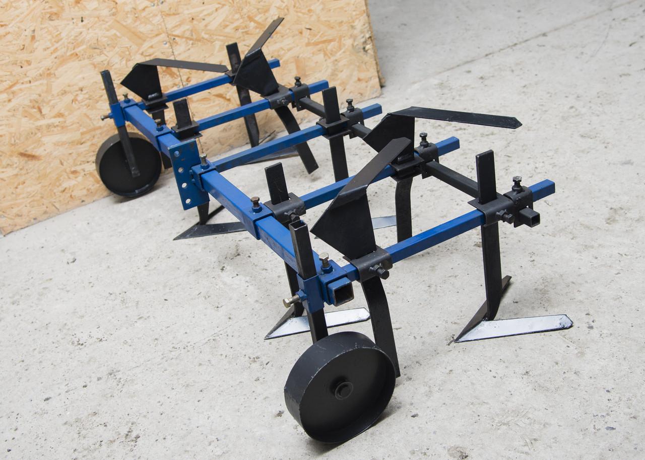 Культиватор с шириной захвата 1,3 м для междурядной и сплошной обработки