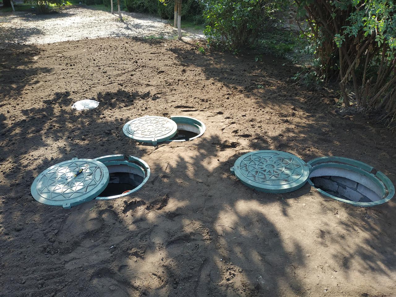 """Очистные сооружения канализации """"ОСК-7"""" производительностью  7,0 м3 в сутки"""