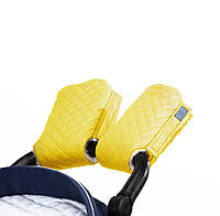 Муфта на коляску Merrygoround Lemon желтый - 236943