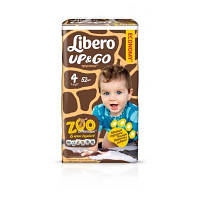 Подгузник Libero Up&Go 4 7-11кг 52 шт +WW64 (7322540591057)