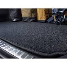 Коврик багажника ворса Citroen/C4 Grand  Picasso II 2013-