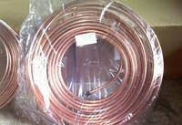 Труба медная 12,7х0,8 мм мягкая кондиционерная