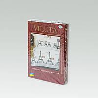 Комплект постельного белья Вилюта Евро 200х220 см Белый