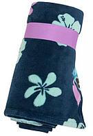 Мягкий плюшевый плед Disney с любимыми Lilo & Stitch.