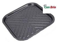 Форма для выпекания 35х35х2см Con Brio 525CB