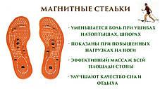 Массажные магнитные стельки для обуви, фото 2