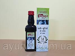 Ливамрит сироп / Patanjali Livamrit syrup / 200 мл