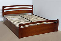 """Кровать 2 х спальная. Кровать двуспальная деревянная с подъёмным механизмом """"Елена"""" kr.el7.1"""