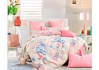 Комплект постельного белья Вилюта 17112 семейный Разноцветный
