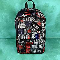 Рюкзак з принтом New York \ Off-white, фото 1