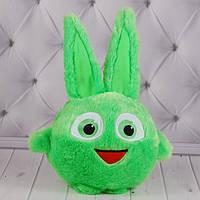 Пухнастик зелений