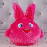 Пухнастик рожевий