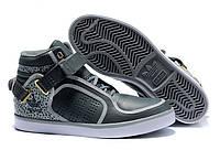 Кроссовки мужские Adidas Adi-rise Mid серые
