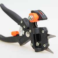 Прививочный секатор professional grafting tool (3 насадки). секатор прививочный, итальянский секатор