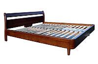 "Большая кровать 2х спальная. Кровать двуспальная деревянная ""Валентина"" kr.vn3.1"