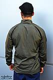 Мужская ветровка Jordan (khaki), хаки анорак Jordan, фото 4