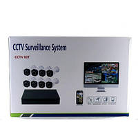 Набор видеонаблюдения (8 камер) 2MP