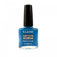 Лак для ногтей для стемпинга G.La color 007 , 10 мл