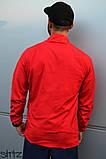 Мужская ветровка Jordan (red), красный анорак Jordan, фото 4
