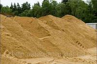 Песок речной и  карьерный в мешках +  доставка и подъем на этаж, Днепропетровск