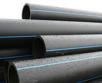 Труба полиэтиленовая ПЭ 80 SDR 33, 21/17 водопроводная Ø 20 -1200мм
