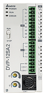 Базовый модуль контроллера серии SA2 Delta Electronics, 8DI/4DO релейн., 24В, RS232, RS485, DVP12SA211R