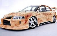 Причины коррозии кузова автомобиля