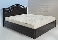 """Кровать 2 спальная. Кровать двуспальная деревянная с подъёмным механизмом """"Глория"""" kr.gl7.1, фото 1"""