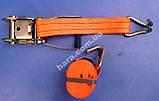 Стяжной ремень 10 м (до 5 тонн), фото 3