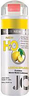 Съедобный лубрикант со вкусом лимона JO H2O LUBRICANT LEMON SPLASH