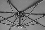 Зонт садовый  KAZUAR  Алюминиевый 350 см, фото 5