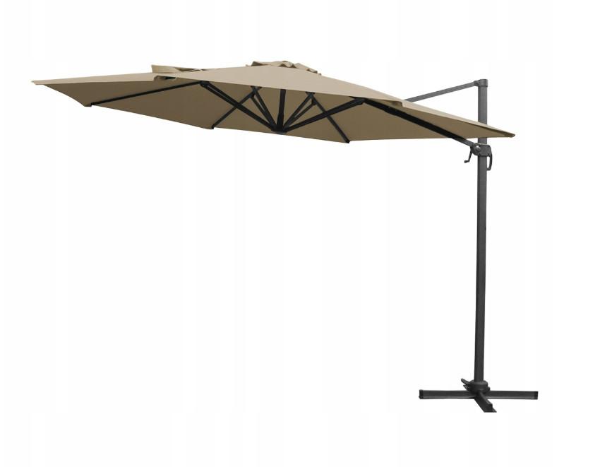 Зонт садовый  KAZUAR  Алюминиевый 350 см