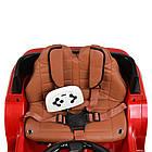 Детский электромобиль Land Rover M 5396EBLR-3 красный, фото 5