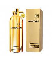 Montale Amber & Spices парфюмированная вода. 100мл ТЕСТЕР. Унисекс