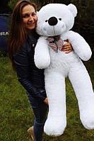 Плюшевый мишка Нестор 120 см.Мягкая игрушка.игрушка медведь.мягкие игрушки украина Белый
