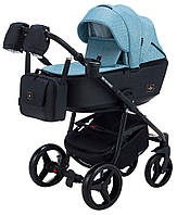 Дитяча коляска 2в1 Adamex Barcelona BR105