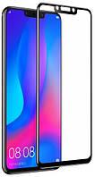 Гибкое ультратонкое стекло Caisles для Huawei P Smart+ (nova 3i) Черное