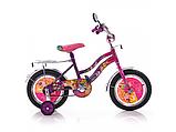 Детский велосипед Mustang Winx 18 дюймов фиолетовый, фото 2