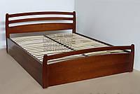 """Двухспальная кровать для двоих. Кровать двуспальная деревянная с подъёмным механизмом """"Елена"""" kr.el7.1"""