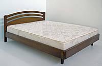 """Кровать двуспальная с матрасом. Кровать деревянная """"Натали"""" kr.nt3.1"""