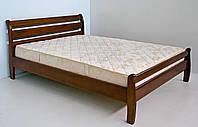 """Кровать двуспальная с матрасом. Кровать деревянная """"Ольга"""" kr.ol3.1"""