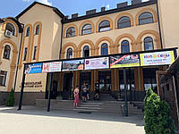 Фірмова норкова шуба поперечка скандинавська норка 42 44