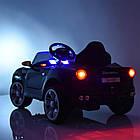 Детский электромобиль Ferrari M 3176 EBLR-3 красный, фото 2